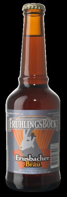Erusbacher Bräu Frühlingsbock