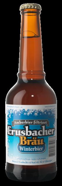 Erusbacher Bräu Winterbier